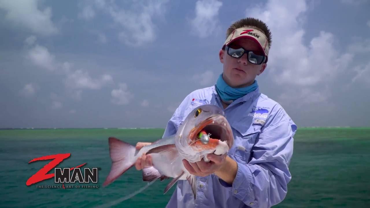 Coral Trout Challenge - TT Lures & ZMan