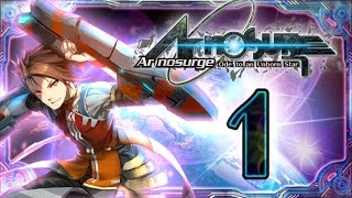 Ar Nosurge: Ode to an Unborn Star (PS3) English Walkthrough Part 1