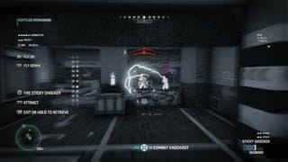 Tom Clancy's Splinter Cell: Blacklist - Gameplay Tri-Rotor Take Down