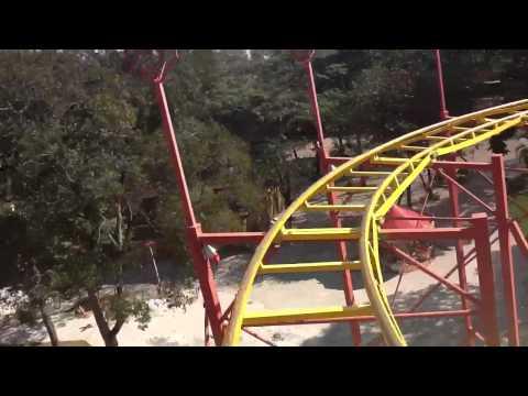 Montanha Russa - Parque Mutirama (Goiânia/GO)