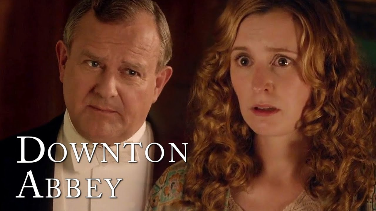 Download Robert Confronts Edith | Downton Abbey