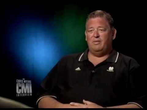 Chris Myers interviews Charlie Weis on CMI