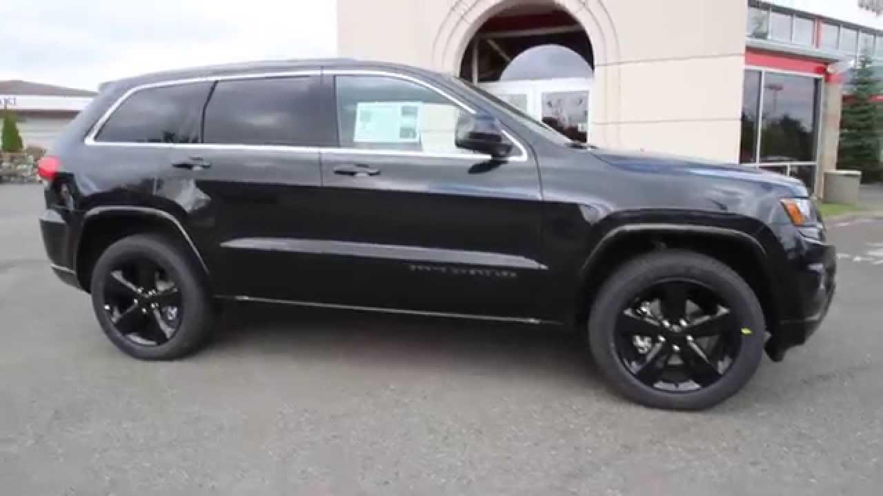 2014 Jeep Grand Cherokee Altitude | Black | EC571068 | Everett | Snohomish