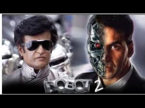 South Indian Robot 2 trailer 2017...