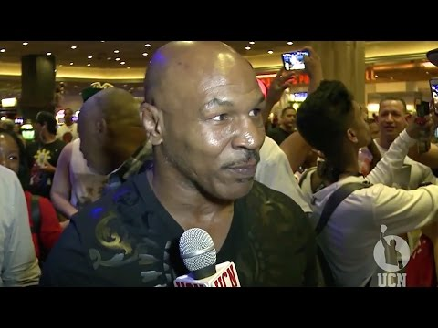 Mike Tyson GOES OFF on Floyd Mayweather After He Claims He's Better Than Muhammad Ali
