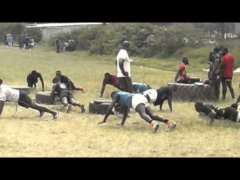 Feel Fitness x Homeboyz Rugby Club: Strength & Conditioning Training