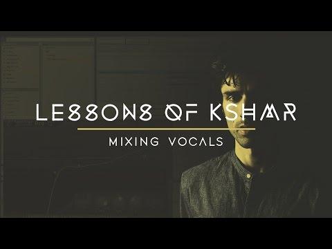Lessons of KSHMR: Mixing Vocals