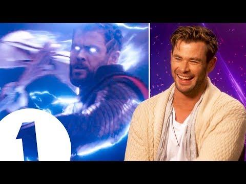 """""""I got real tingles!"""" Avengers: Endgame's Chris Hemsworth on Thor's greatest moments."""