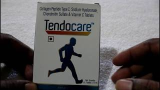 Tendocare Tablets Review / uses, benefits / joint pain/ osteo arthritis