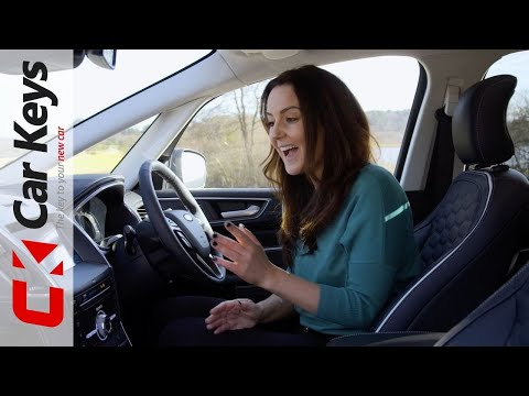 Ford S-MAX 2020 Review - Better Alternative To The Renault Grand Scenic? - Car Keys