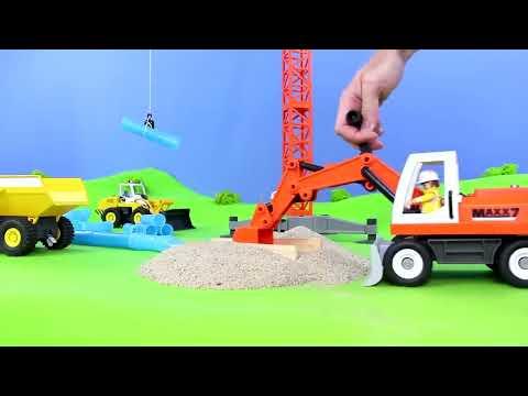 Excavator Ride on,