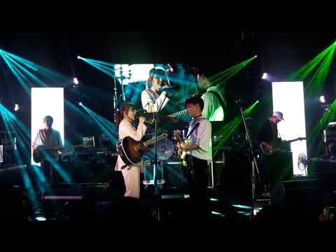ข้างกัน - THREE MAN DOWN Featatravee งานBand Lab Live Concert @Scala