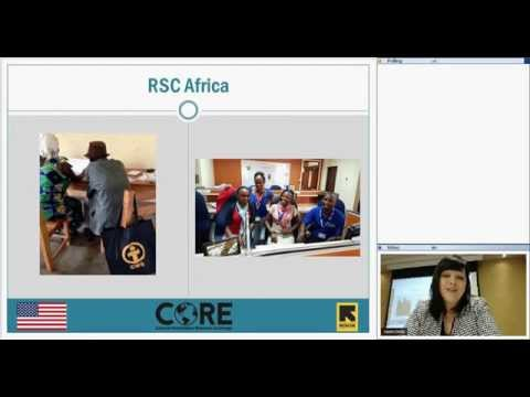 Resettlement Support Center Cultural Orientation Webinar