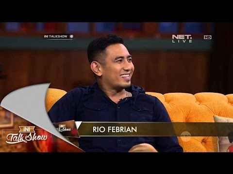 Ini Talk Show Balerina 18 September 2014 Part 1/4 - Rio Febr