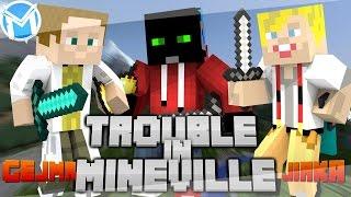 Bratři retardi? ;D | Trouble in Mineville [MarweX&Gejmr&Jirka]