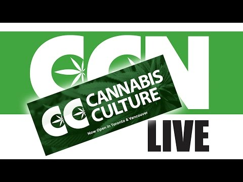 Cannabis Culture News LIVE: Recreational Marijuana For All