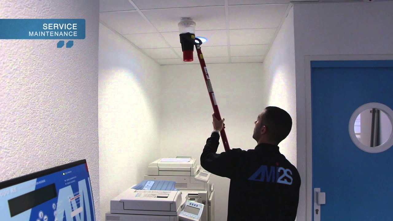 Ami2s Maintenance Systeme Securite Incendie