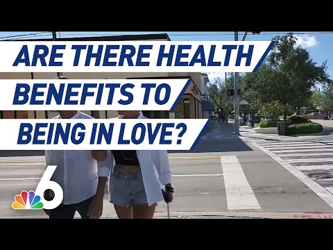 The Health Benefits of Being in Love