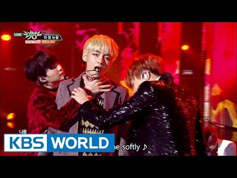 BTS - Blood Sweat & Tears | 방탄소년단 - 피 땀 눈물 [Music Bank HOT Stage / 2016.10.21]