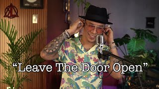 Leave The Door Open Cover - Kris Lawrence