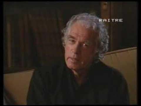 Giorgio Strehler ricorda Umberto Saba e la Sua Trieste