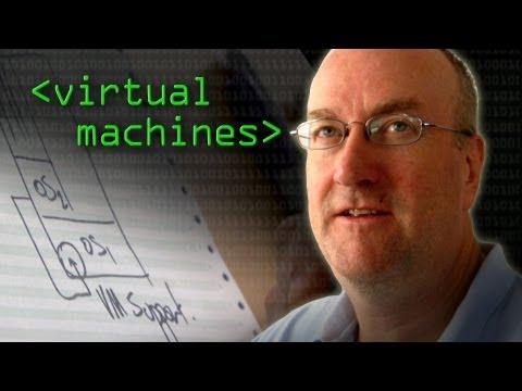 Virtual Machines Power the Cloud - Computerphile
