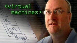 Virtual Machines Power The Cloud Computerphile