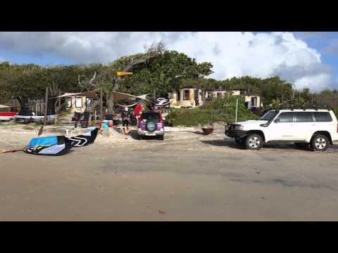 Adventure sports Cape bedford trip