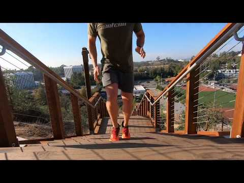 Building Speed, Power, and Cardiovascular Fitness with Stair Workouts