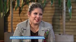 BG - Revelações de Marília Mendonça - 16-03-2017