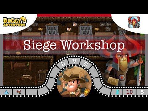 [~Heimdall~] #5 Siege Workshop - Diggy's Adventure