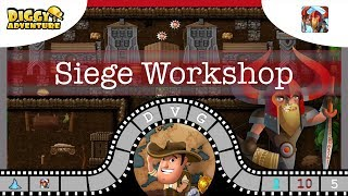 [~Heimdall~] #5 Siege Workshop - Diggy