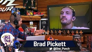 Retiring Brad Pickett Ready to Leave on His Own Terms