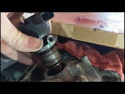 Ford 4.2 L Camshaft Position Synchronizer Replacement HOW TO