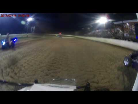 7/14/17 Sweet Springs Motorsports Complex Jr Sprint feature