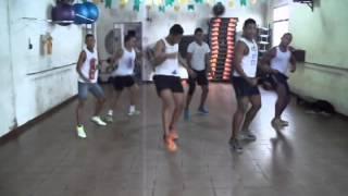 BALLEK GROUP | PARANGOLÉ - TCHUCO NO TCHACO (COREOGRAFIA)