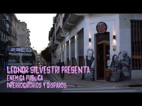 Leonor Silvestri presenta Enemiga Pública con Florencia Podesta