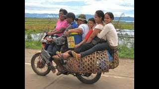 SUPER CHEAP, FUN TRANSPORTATION, MOTORCYCLE TAXI, CEBU PHILIPPINES, TRAVEL, CULTURE