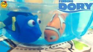 Buscando a Dory - Juguetes de Dory