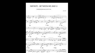 인피니트 INFINITE  Between Me and You (마주보며 서 있어) [PIANO COVER + SHEET MUSIC]