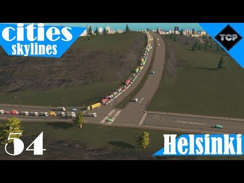 Cities: Skylines | Helsinki - Osa 54 | Liikenneruuhkaa!