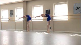 Marco Sala - PLIES II - (BARRE) - Music for Ballet II