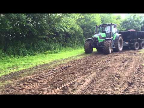 Muckleton Machinery PTO Driven Drive Dolly