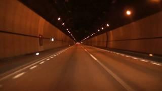 青葉山Aobayama Tunnel (R48, Sendai City [Miyagi], 2233m)