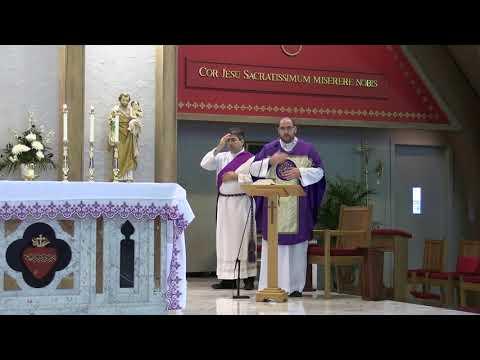 Daily Mass 12/2/20