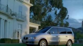 Hyundai Trajet XG 2003 commercial (korea)