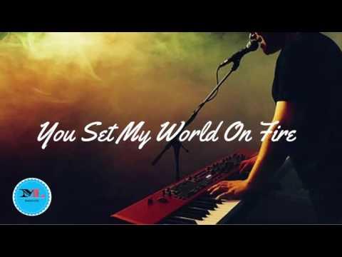 You Set My World On FireByLoving Caliber [Acoustic Group Music]