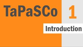 Part 1 - Introduction to TaPaSCo