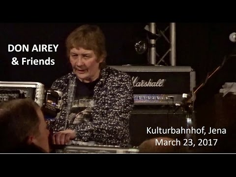 Don Airey and Friends - #1 - Jena 2017