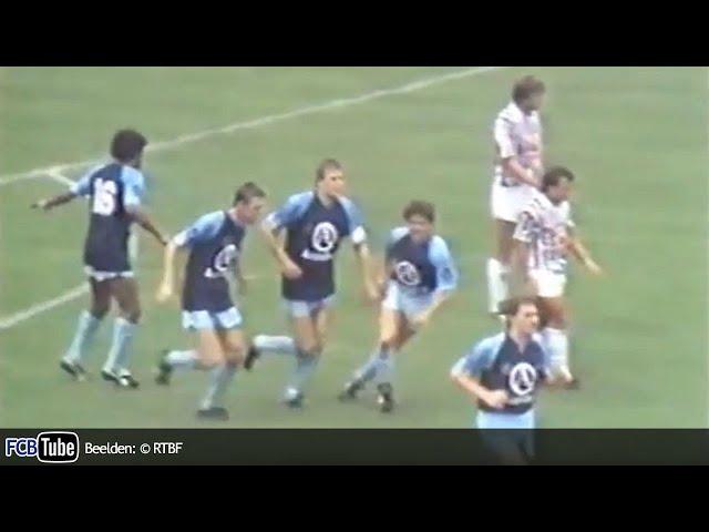 1988-1989 - Jupiler Pro League - 03. Club Brugge - SC Charleroi 6-1